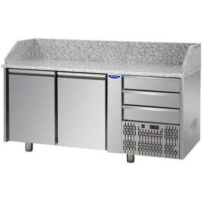 Стол холодильный PZ 02 EKO GN